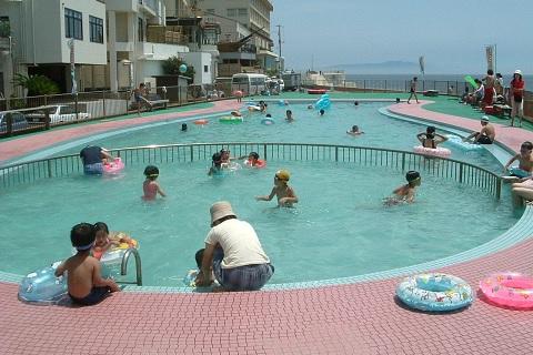 海浜プール(稲取・熱川)