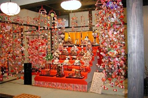 稲取温泉 雛のつるし飾りまつり